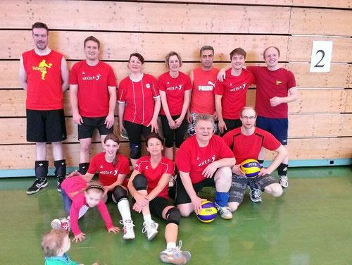 Viel Spass auf einen Turnier in Reilingen (2014)
