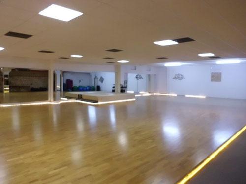 Aerobic Raum Fitnesscenter Ipach