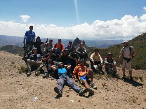 Grupo de Aventura - Nicolò Segato: Bolivia marzo 2019