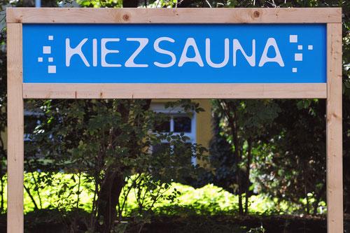 Sauna Eingang