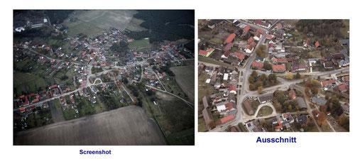 Schrägbild von Wittbrietzen