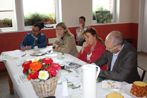 Jury National des Villes et Villages Fleuris