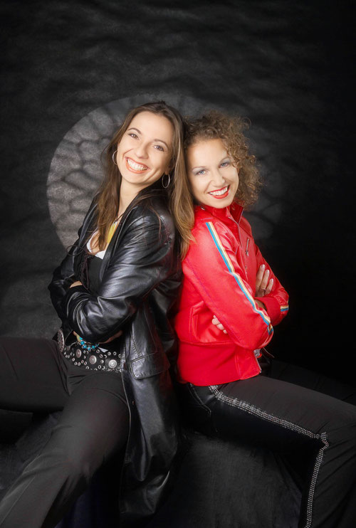 "Sylvia ""Sylvie"" Masana / Brigitte ""Gitti"" Guggenbichler"