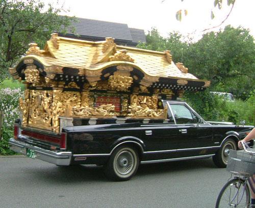 Japanischer Leichenwagen, (c) Wikipedia, Immanuel Giel