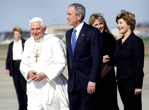 Papst Benedikt der XVI, (c) gemeinfrei