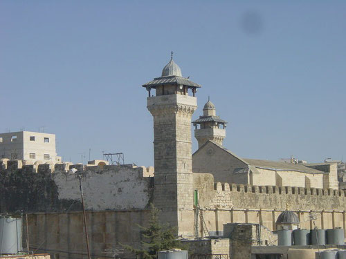 Abraham Moschee in Hebron