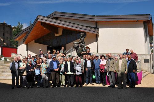 Regionaler Seniorenausflug vom 02. September 2013 nach Crans-Montana