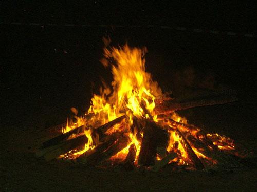 Das Arminia St. Martins - Feuer