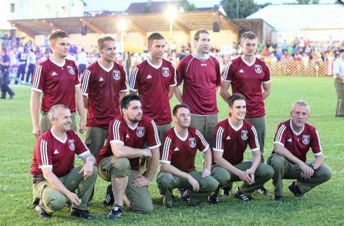 Wettkampfgruppe Zwingendorf 1 - 65. NÖ LFLB 2015 in Mank