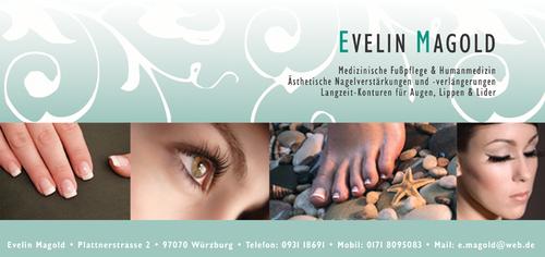 Kosmetikstudio • Evelin Magold