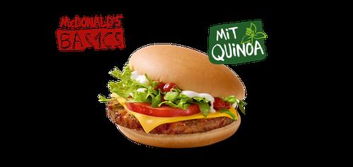 McDonald Veggi burger