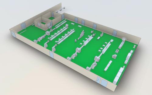 3D food factory