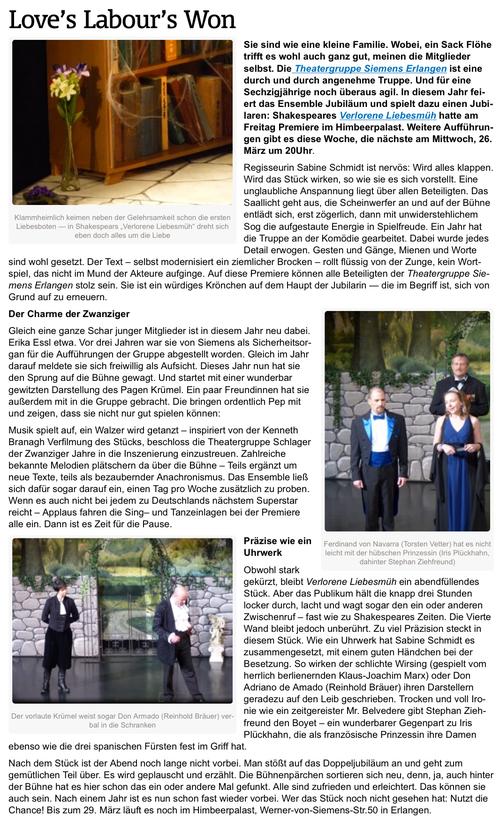 Kritik - re>flex - Studentisches Kulturmagazin - www.reflexmagazin.de