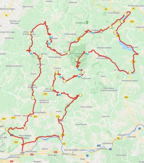 karte-motorradtour-schwarzwald-all-in-241-km-paesse-info-google-maps
