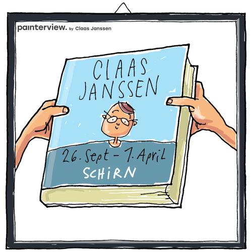Das painterview mit Claas Janssen - artikoo