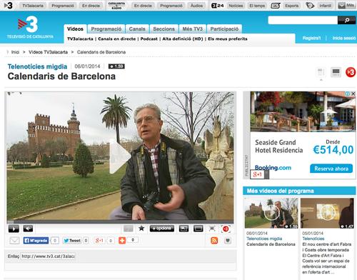 TV3. 6-01-2014
