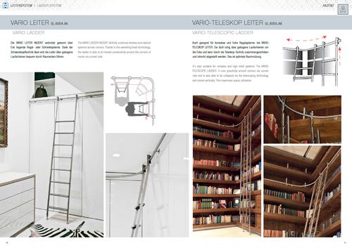 mwe, Leitersysteme, Leiter, Ledder, лестница, библиотечная, передвижная, стеллаж, шкаф, ролики