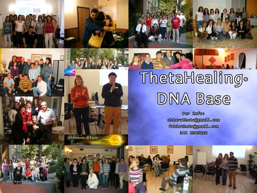 Corso Theta Healing Roma