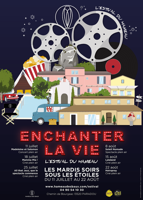 L'Estival du Hameau des Baux