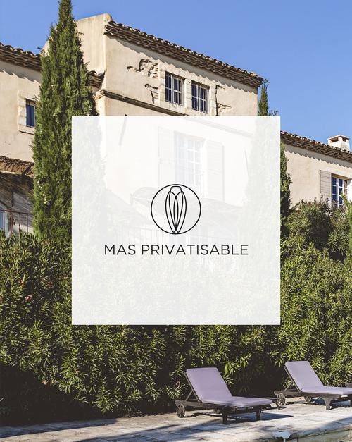 Maison de famille à louer en Provence