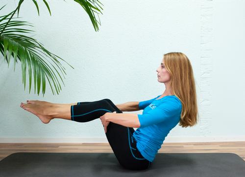 Pilates im Ladies First Hamm, das Fitnessstudio für Frauen