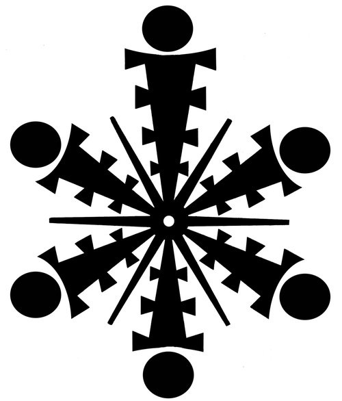 Tibetisches Rad