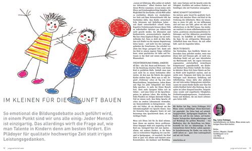 Junge Wirtschaft Wien, 3. Ausgabe 2015
