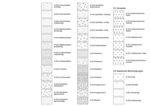 Abb. 4: Die gesamte linke Spalte ist enfernt worden; 12 Texturen wurden gelöscht, sind aber noch im Dokument gespeichert.