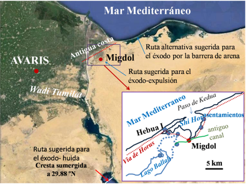 Las simulaciones numéricas de dinámica de fluidos demuestran que los tsunamis con origen en la isla de Thera no proyectaron fuera del Egeo suficiente energía como para explicar las marcas de Sicilia e Israel / US