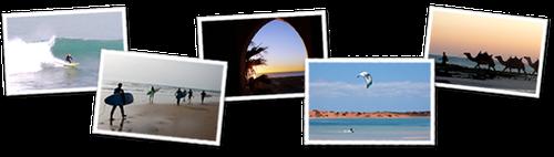 Kitesurfin Morocco