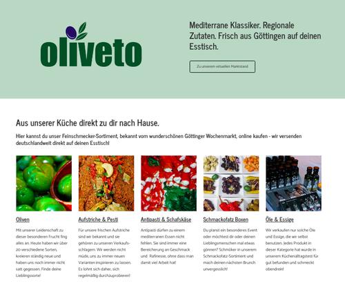oliveto webshop göttingen vegan antipasti