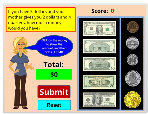 Click on the picture to go to http://www.math-play.com/Adding-Money/money-game.html