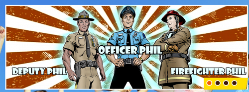 Click on the picture to go to http://www.officerphil.com/