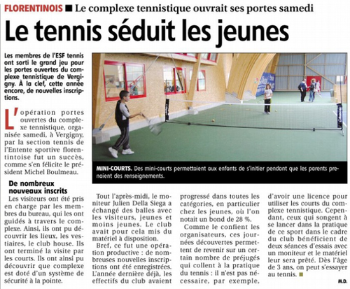 Yonne Républicaine 17/09/2013
