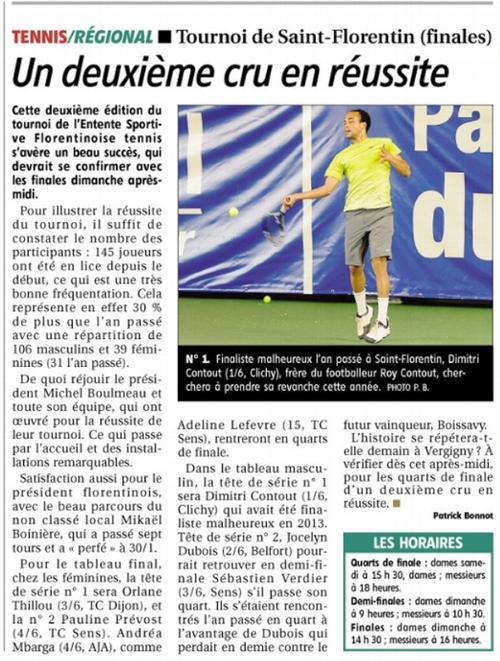 Yonne Républicaine 19/04/14