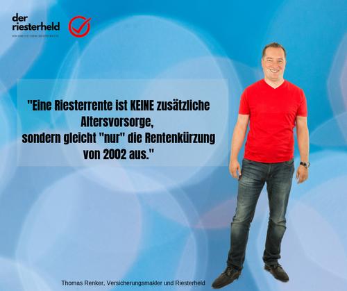 Riesterrente Rüsselsheim - Versicherungsmakler Rüsselsheim - Versicherungen Rüsselsheim