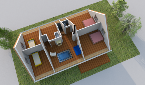 maison confort , 1er étage