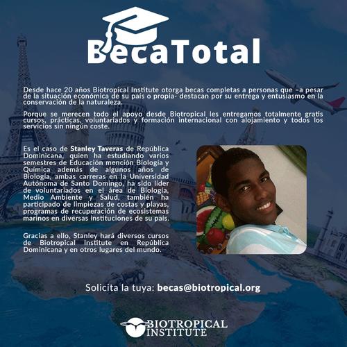 Tenemos decenas de becas para nuestros alumnos en República Dominicana.