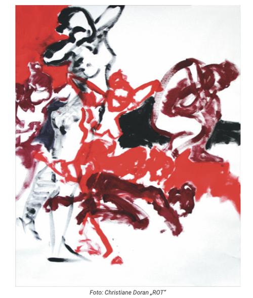 Christiane Doran  2020 GEDOK Galerie Heidelberg