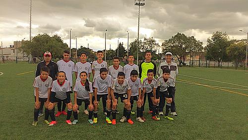 Mundilito 2018, Abril 22.  San Pablo gana 6-0 a la Escuela Colombiana
