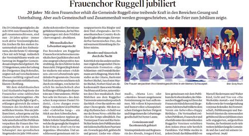 Lokalzeitung Volksblatt, 26. September 2016