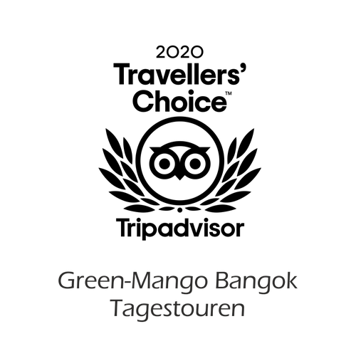 Green-Mango Bangkok Touren: Travellers' Choice 2020 Award