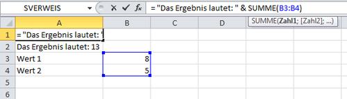 Excel Größer Als