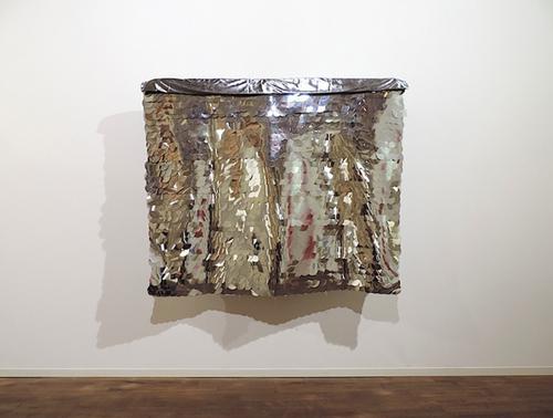 La cape d'invisibilité, objet, Laurent Valera, 2009