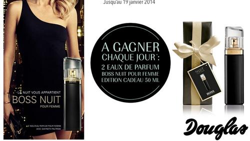 concours facebook douglas parfumerie