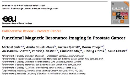 Multiparametrisches MRT und Fusionsbiopsie