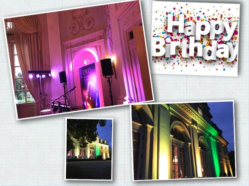 Geburtstag in Bonn mit feinster Live-Musik