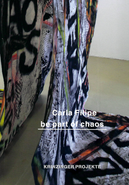 Carla Filipe Catalogue / Book (Katalog) be part of chaos