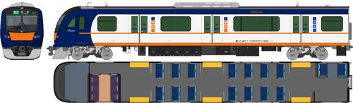 Y1400系電車(個室合造車)