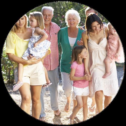 Schwierigkeit als (Groß)familie, Expertise von Monika Gundinger, Psychologische Beraterin in Wien und Horn